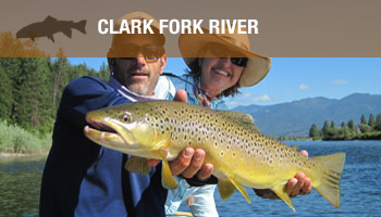 Clarkfork River Fly Fishing