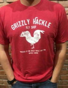 Grizzly Hackle Grizzly Chicken T-Shirt