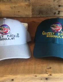Grizzly Hackle Classic Logo Hat