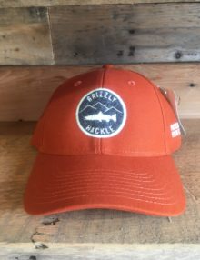 Grizzly Hackle Mountain Fish Hat
