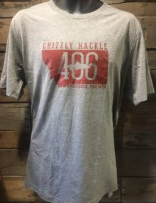 Grizzly Hackle 406 T-Shirt