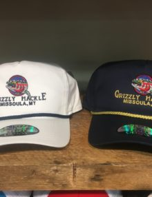 Grizzly Hackle Captains Hat