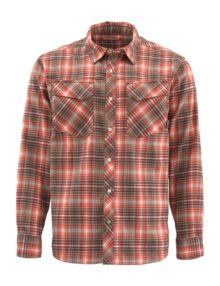 Simms Gallatin Flannel Shirt