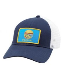 Simms Montana Patch Trucker Hat